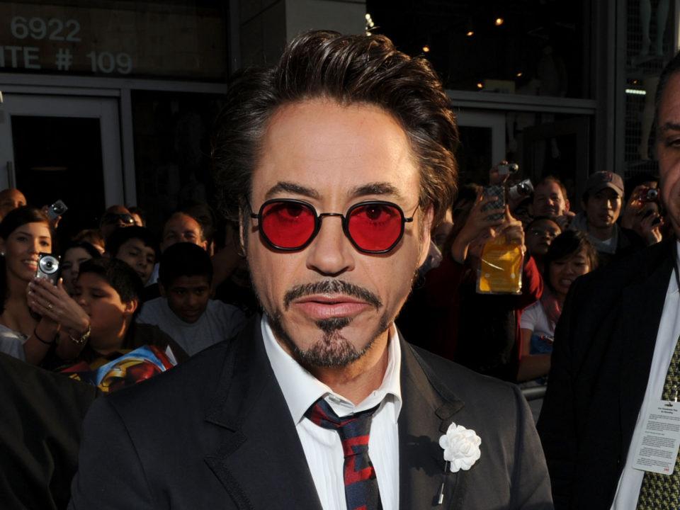 publicité HTC avec Robert Downey Jr