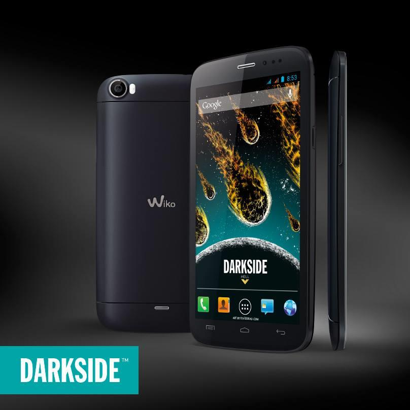 wiko darkside 2608
