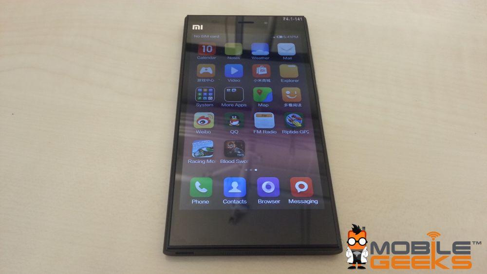 Xiaomi Mi3 110906