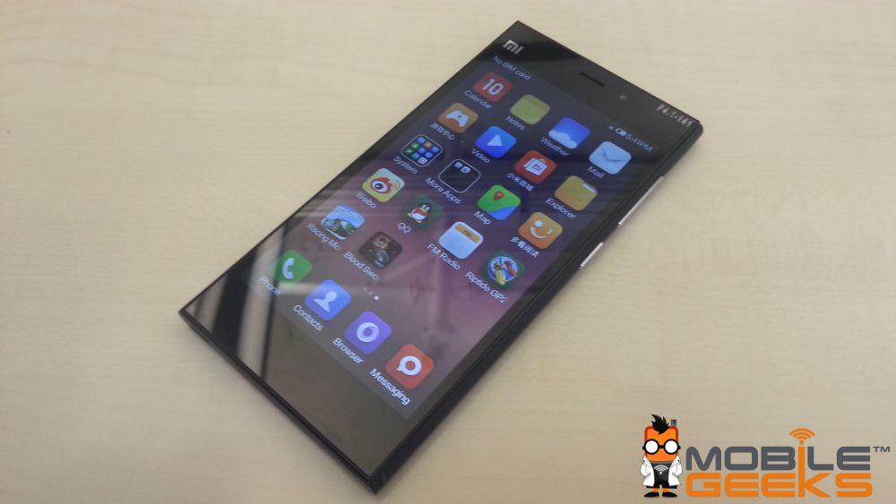 Xiaomi Mi3 110908