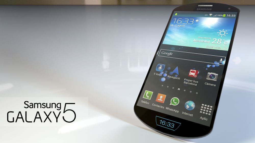 Samsung Galaxy S5 concept 112053