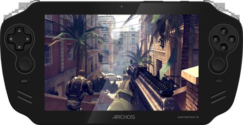 archos gamepad 2 101002