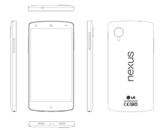nexus 5 71001