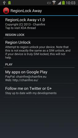 regionlock 0710