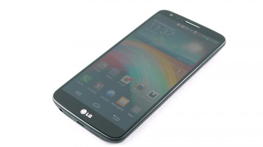 test LG G2 102910