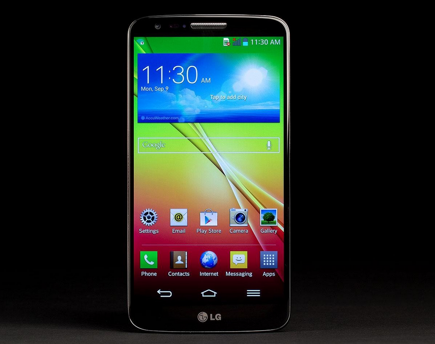 test LG G2 10297