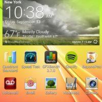 test appareil photo LG G2 logiciel 4