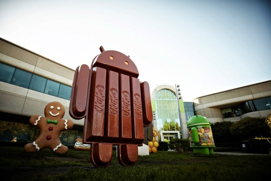 Android 4.4 kitkat 081113