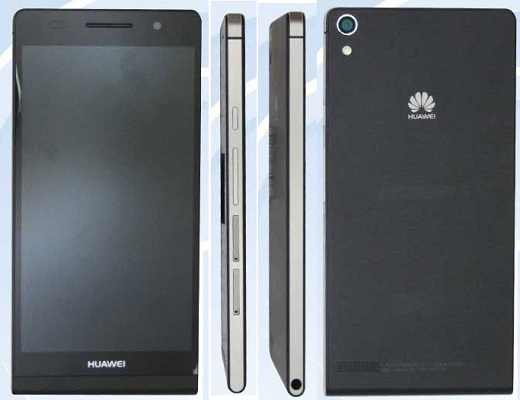 Huawei Ascend P6S 2011