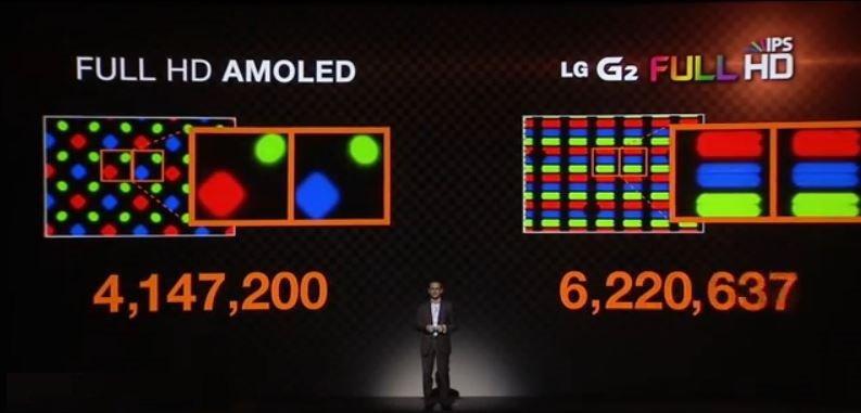 LG G2 vs Galaxy S4 test 02