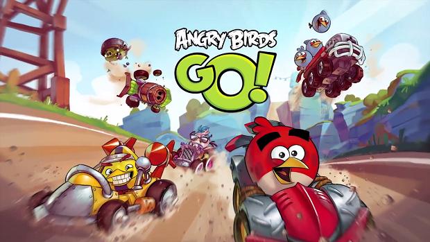 angry bird go 2911