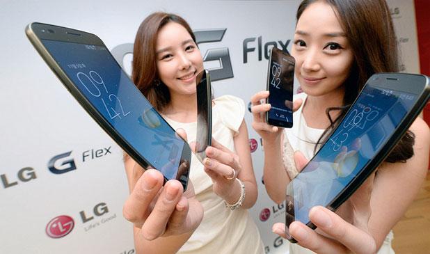 lg g flex 261101