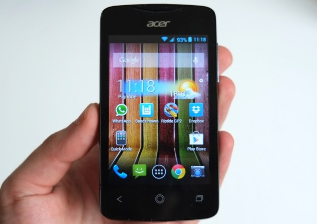 smartphone entrée de gamme 191101