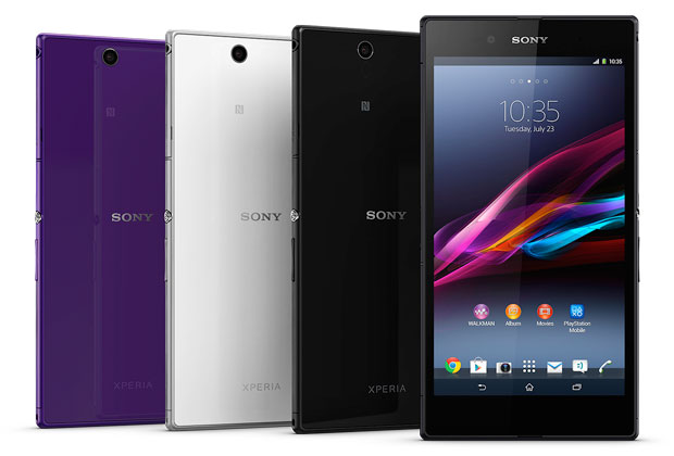 test Sony Xperia Z Ultra design 3