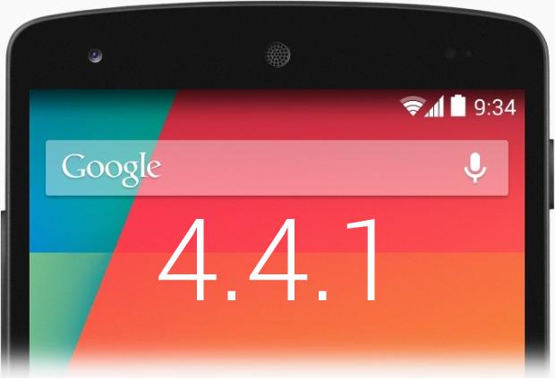 Android 4.4.1 Nexus 5 061201