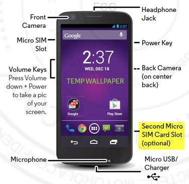Moto G Double SIM