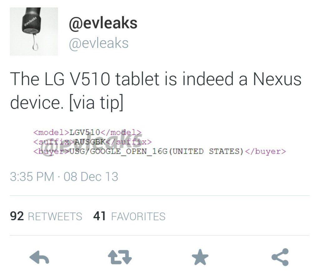 lg v-510 nexus 8 0912