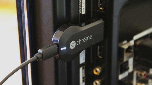 mise à jour chromecast 1112