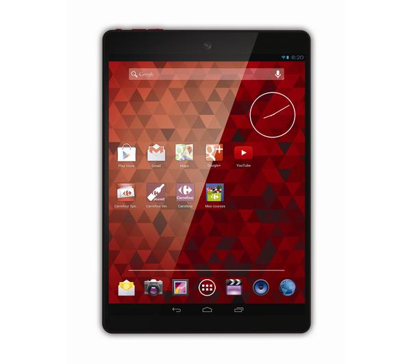 Touch Tablet Neo 2 tablette carrefour