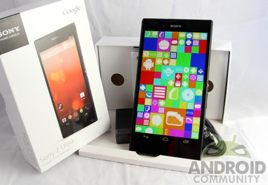 how to change google account on sony xperia