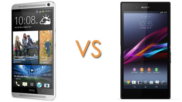 HTC One Max vs Sony Xperia Z Ultra 0201014
