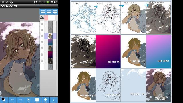 Appli Pour Dessiner Sur Les Photos quelques applications android pour dessiner