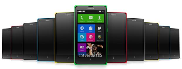 Nokia Normandy 1055