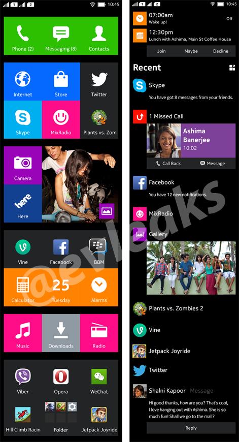 Nokia normandy rumeurs du 17 janvier 01
