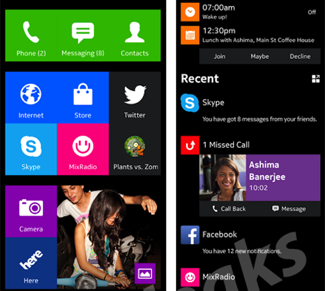 Nokia normandy rumeurs du 17 janvier 02