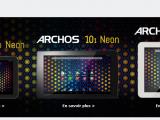 archos neon 90 neon 97 neon 101 3101