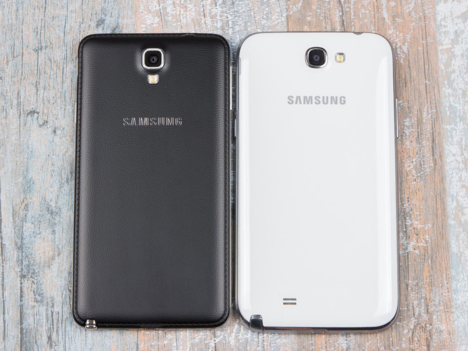 galaxy note 2 vs Galaxy note 3 neo 310103