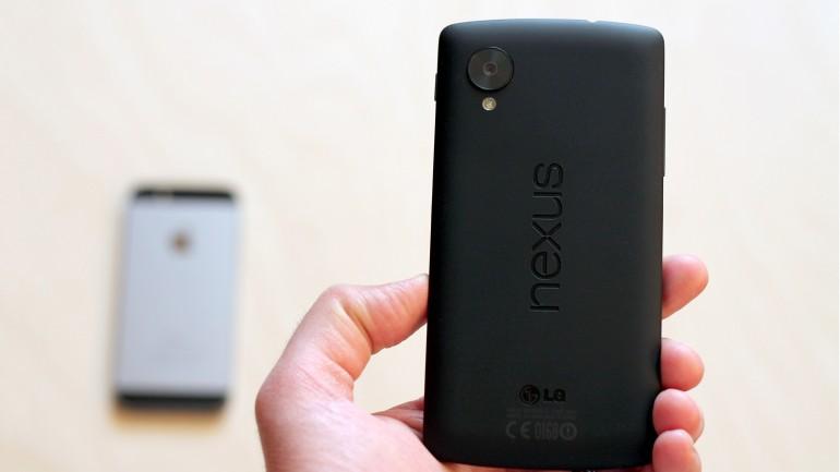 nexus 5 vs iphone 5s 240103