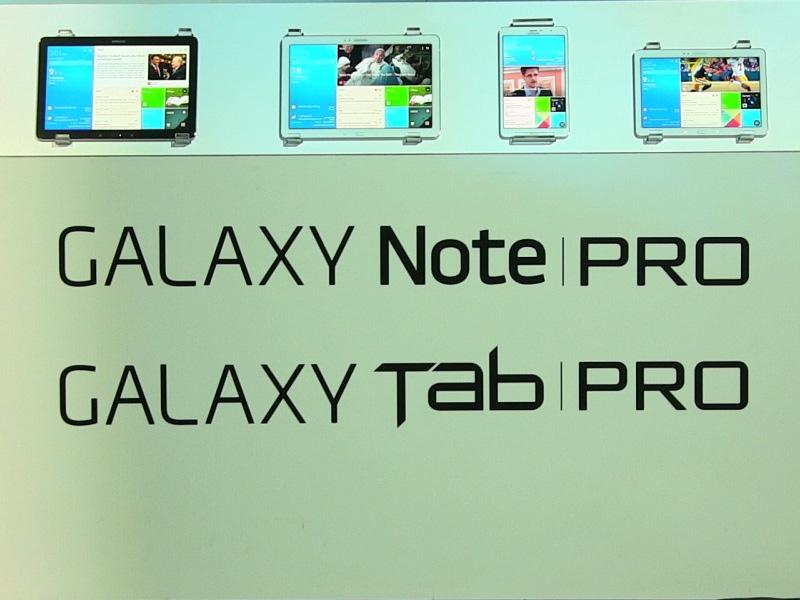 prix galaxy tabpro galaxy note pro 1501