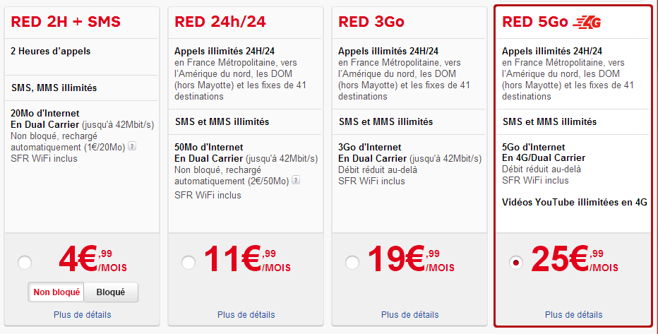 red 4g 150101