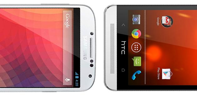 smartphone google edition 1701