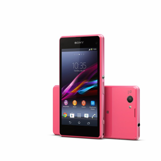 sony xperia Z1 compact 07058
