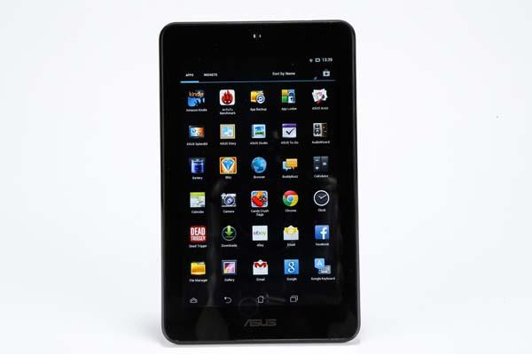 test Asus MeMo Pad HD 7 09010146