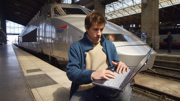 SNCF wifi en gare 1609