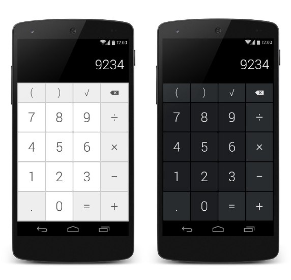 android 4.5 concept