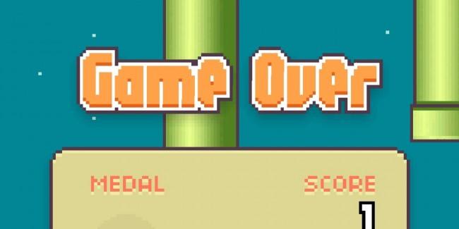 jeu Flappy Bird