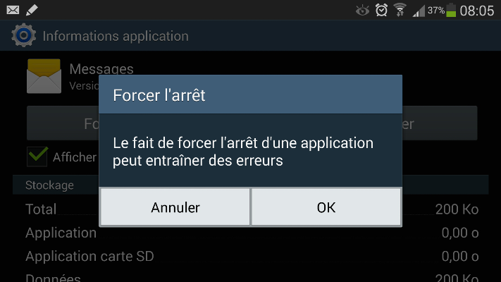 notification Android 20141