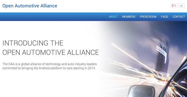 Google lance l'open automotive alliance