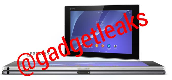 rumeurs tablette sony xperia z2 003