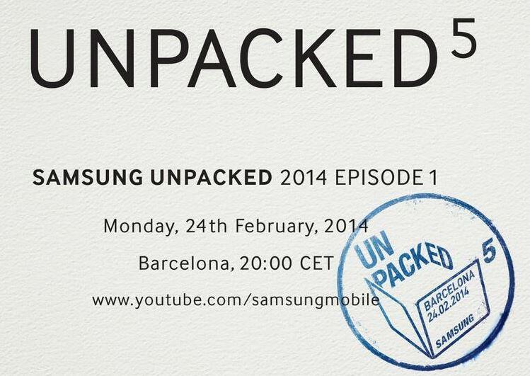 samsung unpacked 5 20141