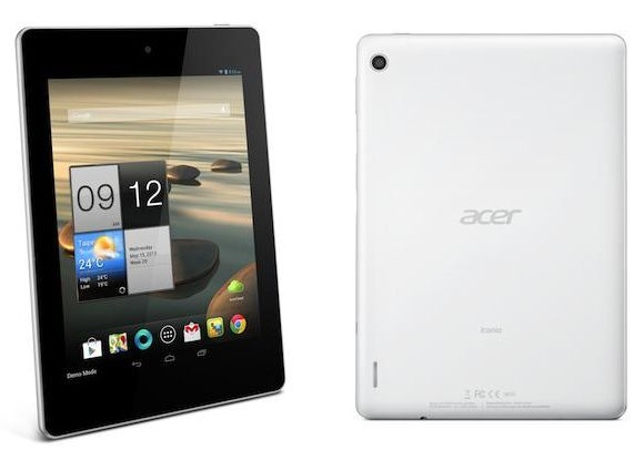Photo : Acer Iconia A3-A10