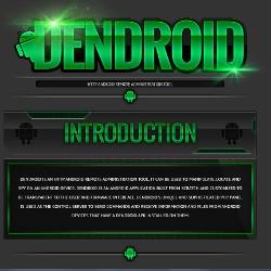 Dendroid : Création de malware sur Android