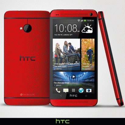 HTC One : Meilleur smartphone 2013