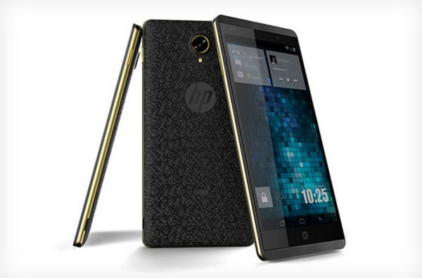 Photo : Les phablettes HP