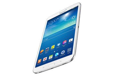 Photo d'une tablette Samsung