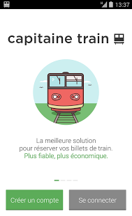 Application Capitaine Train